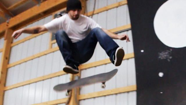 How to Kickflip 50 50 | How to Skateboard with Bam Margera