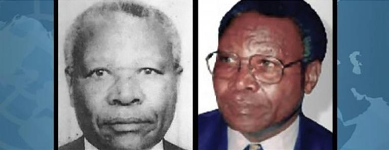 Kabuga was arrested in May after 25 years on the run