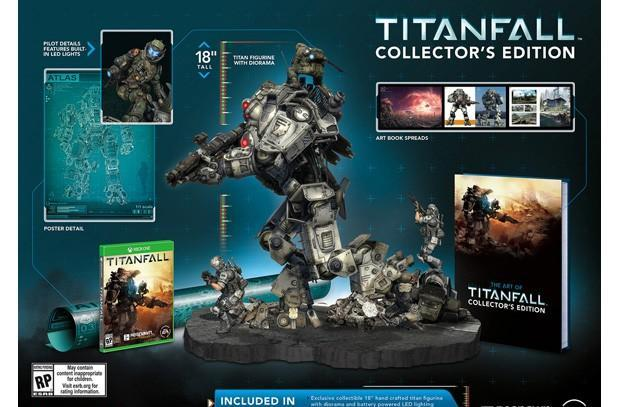 Titanfall reaches Xbox One, Xbox 360 and PC on March 11th