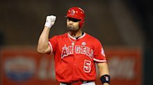 Albert Pujols passes Jim Thome for seventh on all-time home run list