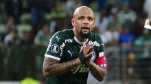 Palmeiras e Felipe Melo encaminham renovação de contrato do volante