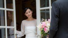 陳法拉巴黎結婚 相集
