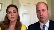 Prince William and Kate Middleton Thank First Responders in New Video