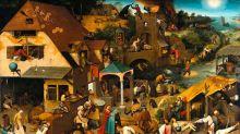 ¡Encuentra más de 100 refranes ocultos en esta pintura de 1559!