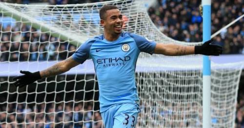 Foot - ANG - City - Manchester City : Gabriel Jesus titulaire avec Agüero à Middlesbrough