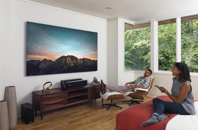 Hisense's latest 4K TVs will include Amazon Alexa