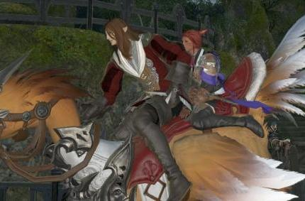 Final Fantasy XIV is now offering a PlayStation 4 two-week free trial