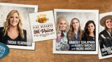 "Cracker Barrel Launches ""Five Decades, One Voice"" to Honor Women in Country Music in Celebration of Its 50th Anniversary"