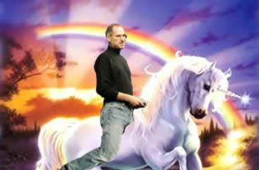 Rumor: Apple developing second tablet device, made from unicorn tears