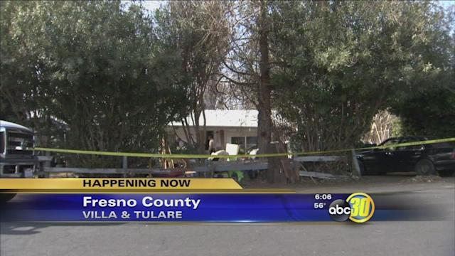 Fresno deputies look for victim after reported shooting