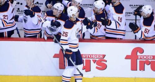 Hockey - NHL - Les Edmonton Oilers domptent les Vegas Golden Knights