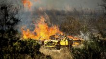 Solar companies in the spotlight as California wildfires rage on