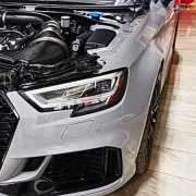 「狂電」AMG A45 S!Audi RS3 Mk3稀有「千匹」極限改