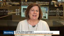Political Turbulence Not Impacting U.S. Bonds, Eaton Vance's Gaffney Says