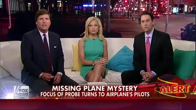 Was missing Malaysia Airlines Flight 370 hijacked?