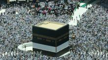 Dois milhões de muçulmanos começam peregrinação a Meca