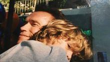 Arnold Schwarzenegger's Son Joseph Baena Celebrates Dad's Birthday with Rare Childhood Photo