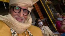 Amitabh Bachchan Shoots with Wife Jaya Bachchan, Daughter Shweta