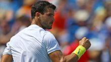 Dimitrov beats Isner to reach first Masters 1000 final