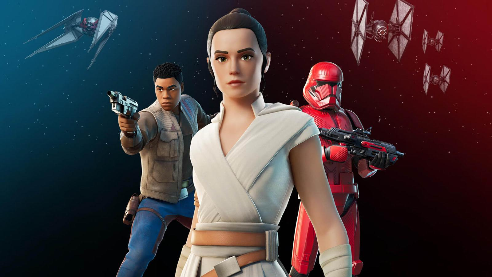 Fortnite Client fortnite' adds lightsabers following star wars event