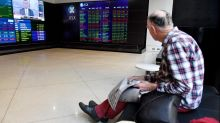 Telstra, banks and miners weigh on market