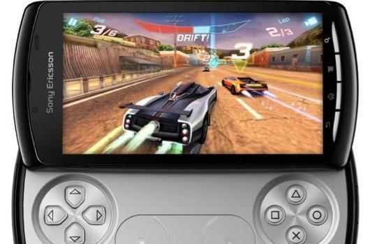Ten Gameloft games available at Xperia Play launch