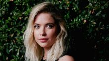 Ashley Benson Opens Up on How She Tackles Acne Issues