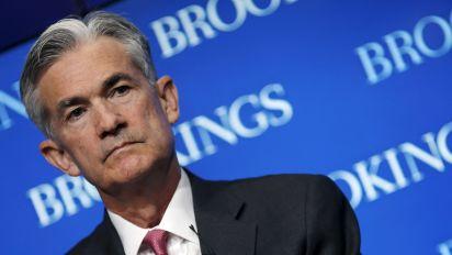 Trump leaning toward Powell for Fed chair