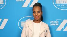 Kerry Washington: Ending Violence Against Women Is No Easy Task, but We'll Get There