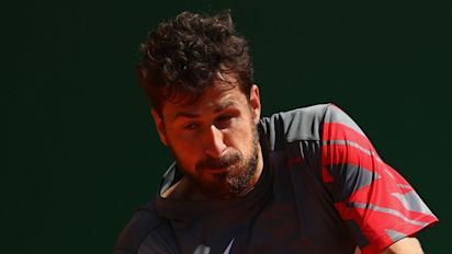 Haase about that? Goffin suffers upset in the Alps