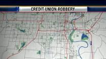 Teller tied up during credit union robbery