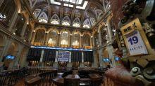 La Bolsa española sube el 0,62 % a mediodía y recupera los 9.300 puntos