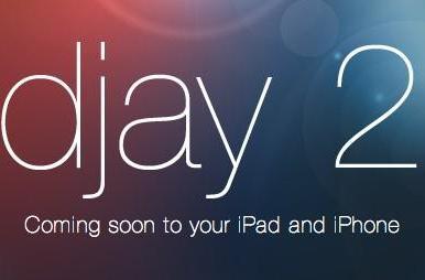 Algoriddim teases Djay 2 for the iPhone and iPad