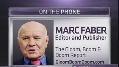 Marc Faber tells all