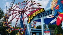 SUPERGIRL: Sky Flyer Takes Off at Six Flags St. Louis