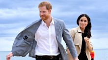 Duke and Duchess of Sussexgiven 'long list'of baby names by family and friends