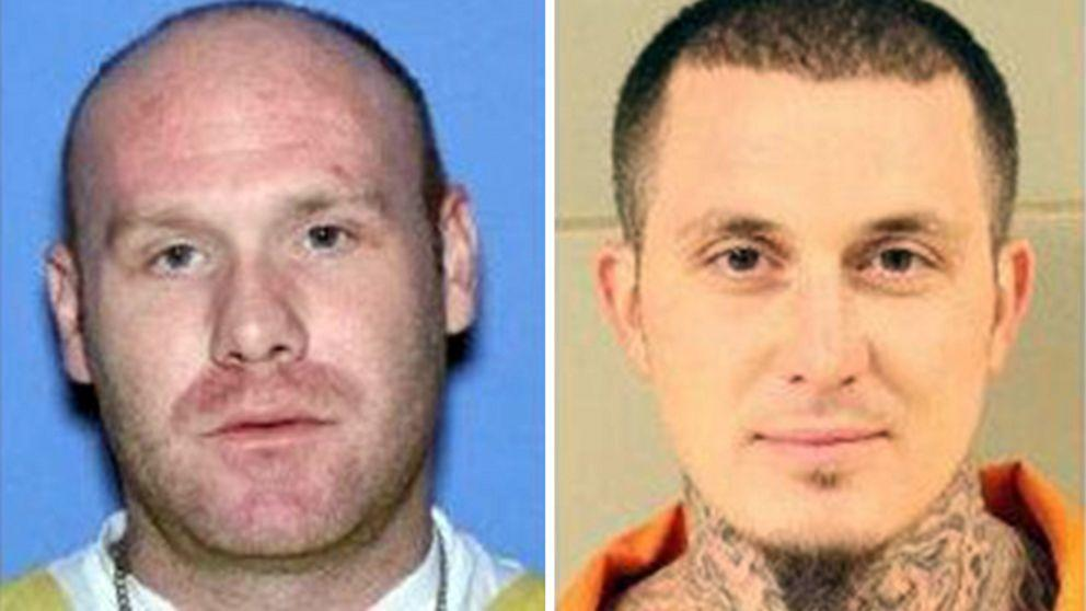 Escaped white supremacist, fellow armed inmate back in
