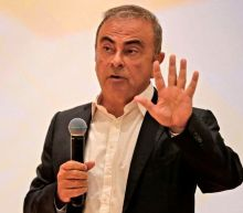 Carlos Ghosn: US father and son admit role in Nissan chief's escape