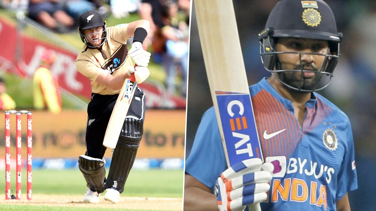 Martin Guptill Displaces Rohit Sharma as Second-Highest Run-Scorer in T20Is, Achieves Feat During NZ vs AUS 5th T20I 2021