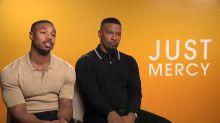 """Michael B. Jordan y Jamie Foxx critican el racismo del sistema judicial en 'Cuestión de justicia': """"La gente ve esta película y salen cambiados"""""""