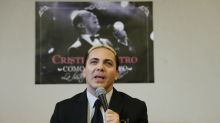 Cristian Castro, envuelto en la nostalgia da su primer concierto en pandemia