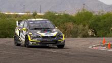 Behind the Wheel of Subaru's WRX STI Global Rallycross Car