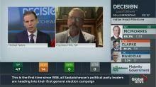 Saskatchewan election 2020: Former premier Brad Wall calls 4th consecutive majority a 'big achievement'