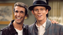 Henry Winkler reveals Ron Howard's 'feelings were hurt' by success of Fonzie character