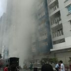 Apartment blaze in Ho Chi Minh City kills 13, injures 27