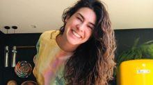 Fernanda Paes Leme comemora alta médica após ter contraído Covid-19: 'Sorriso tá largo'