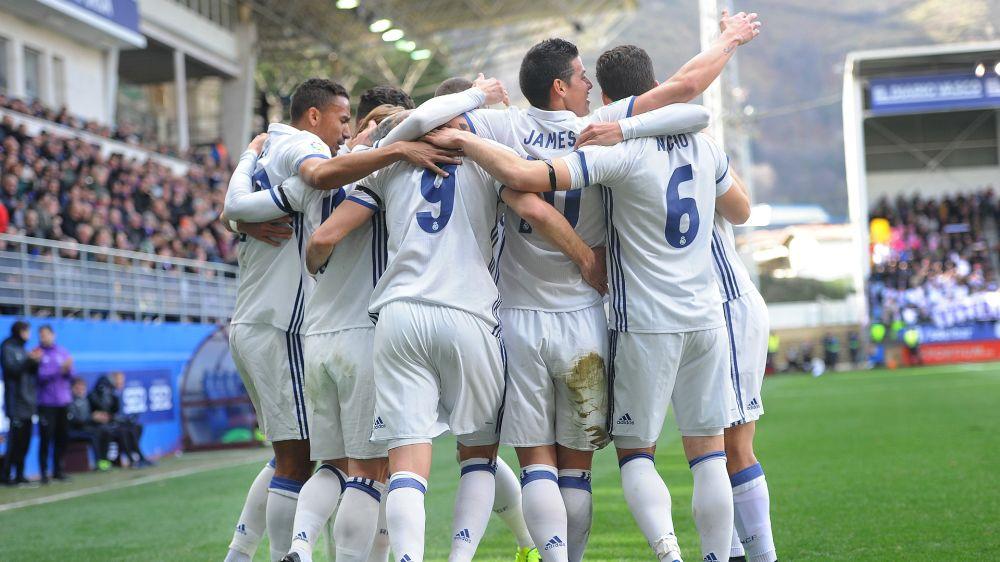 Real Madrid - Alavés: Primera piedra de toque en un mes decisivo para los blancos