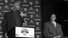 Erster schwarzer College-Meistertrainer: Ewing-Mentor gestorben