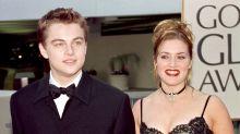 Leonardo DiCaprio y Kate Winslet: dos décadas de amistad en imágenes