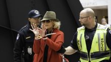 Here's why Jane Fonda gets arrested every Friday